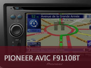 New Pioneer F9110BT Sat Nav, DVD, MP3 and More