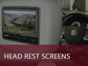Head Rest Screens for all vehiclesT
